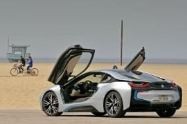 Arrière de la BMW i8