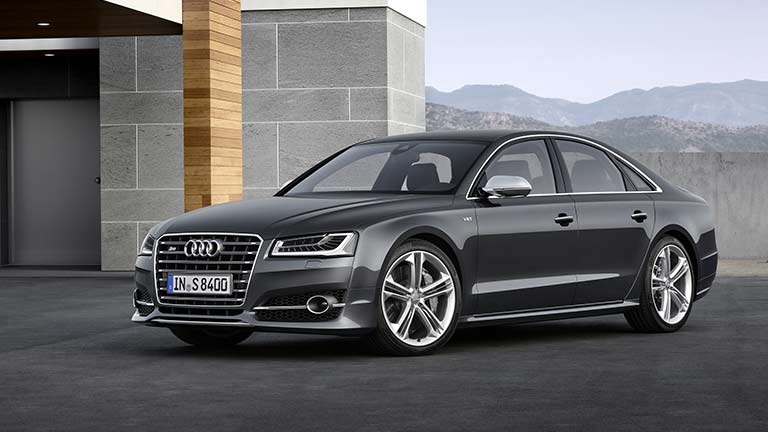 audi s8 - information  prix  alternatives