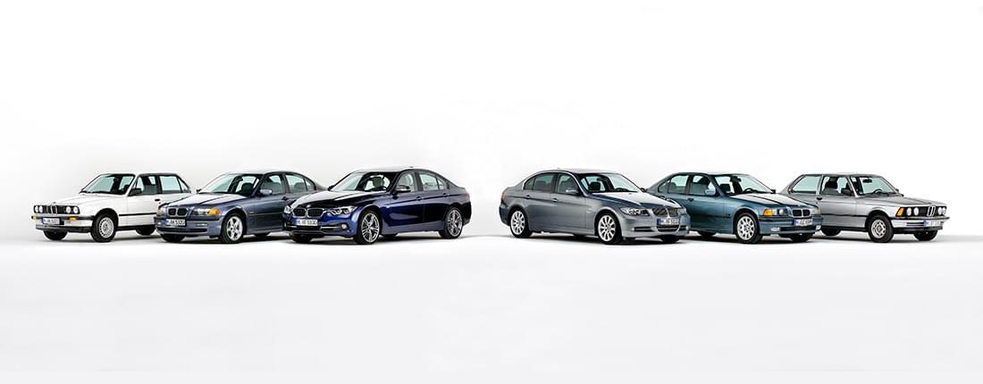 La gamme BMW