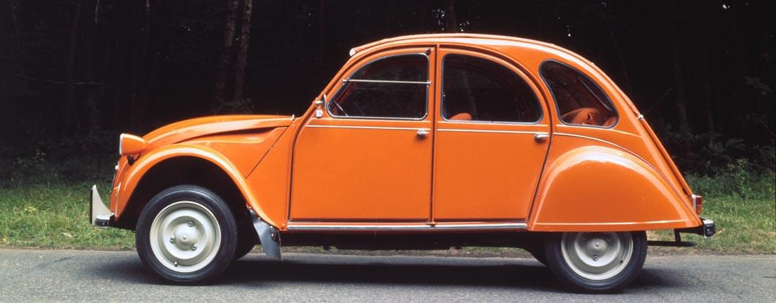 citroen 2cv - information  prix  alternatives