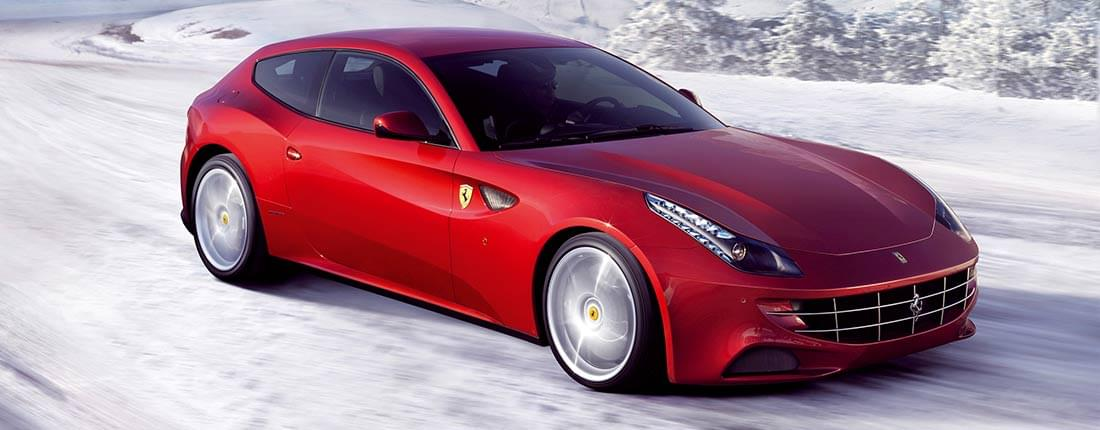 Ferrari FF - information, prix, alternatives - AutoScout24