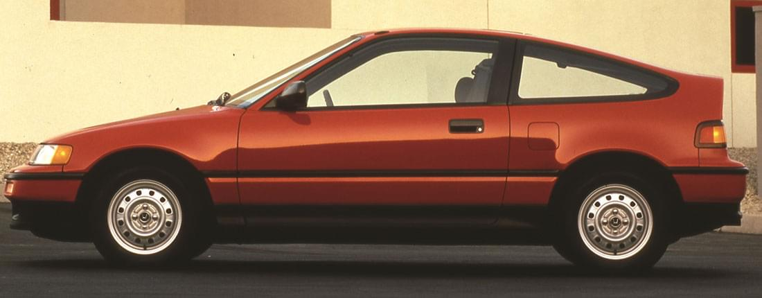 Honda Crx Information Prix Alternatives Autoscout24