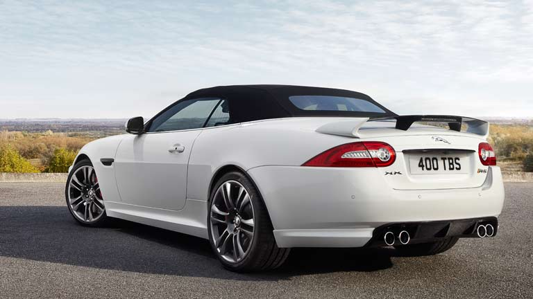 Jaguar Xk Information Prix Alternatives Autoscout24