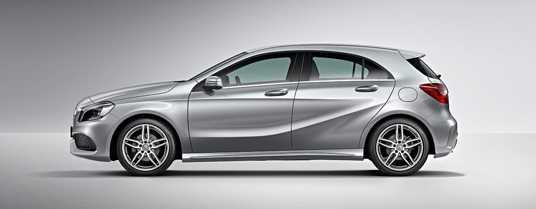 Mercedes C Model