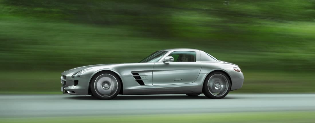 Mercedes-Benz Classe SLS