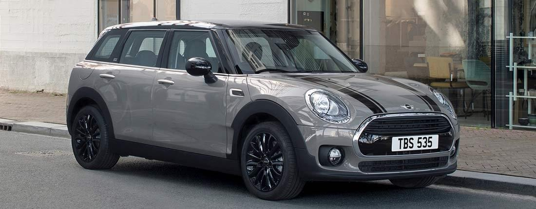 Mini Cooper Clubman Information Prix Alternatives Autoscout24