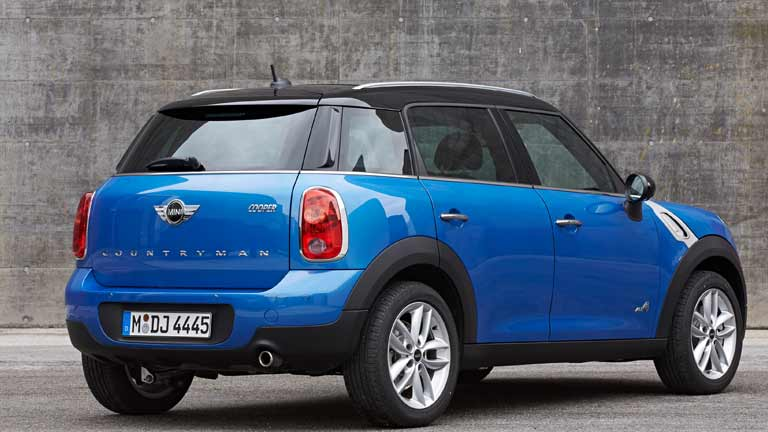mini cooper countryman information prix alternatives. Black Bedroom Furniture Sets. Home Design Ideas