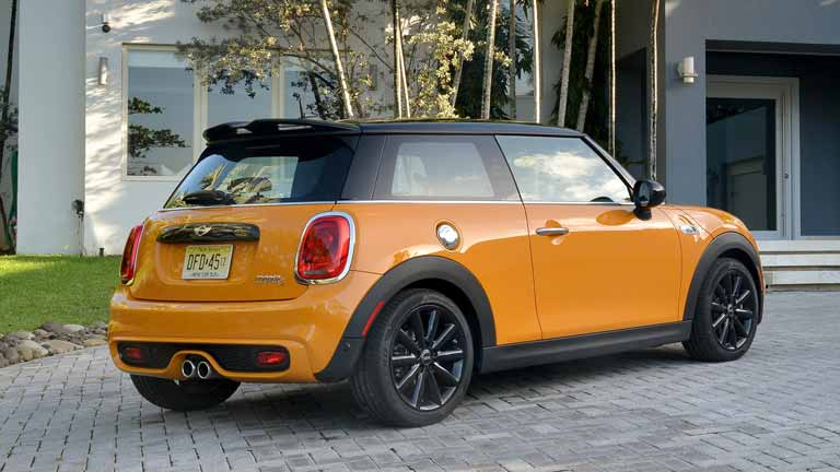 Mini Cooper S Information Prix Alternatives Autoscout24