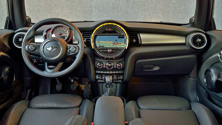 Mini Cooper Information Prix Alternatives Autoscout24
