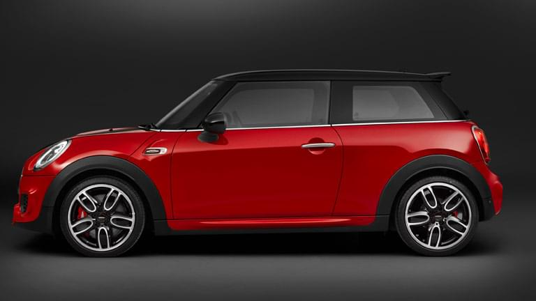 Mini John Cooper Works Information Prix Alternatives Autoscout24