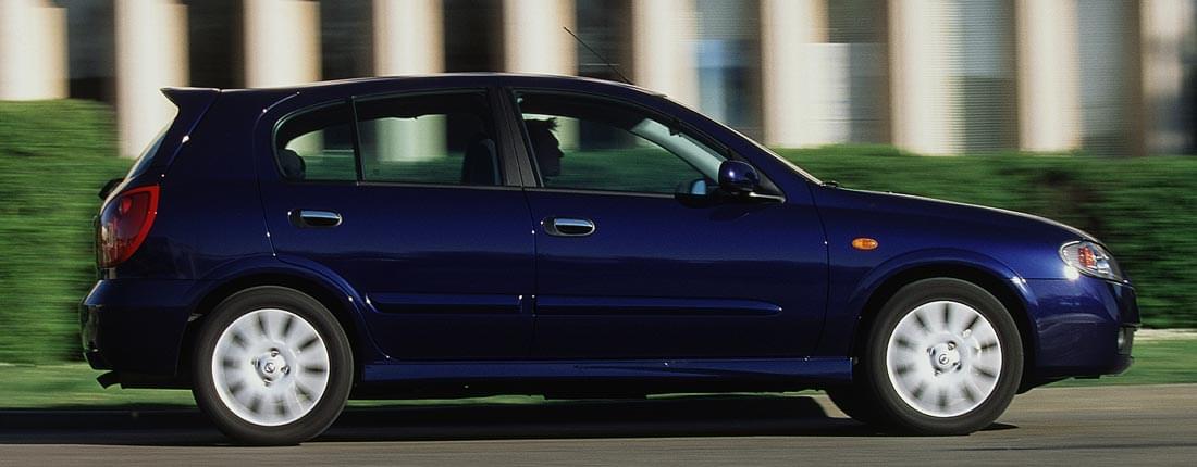 Nissan Almera Information Prix Alternatives Autoscout24