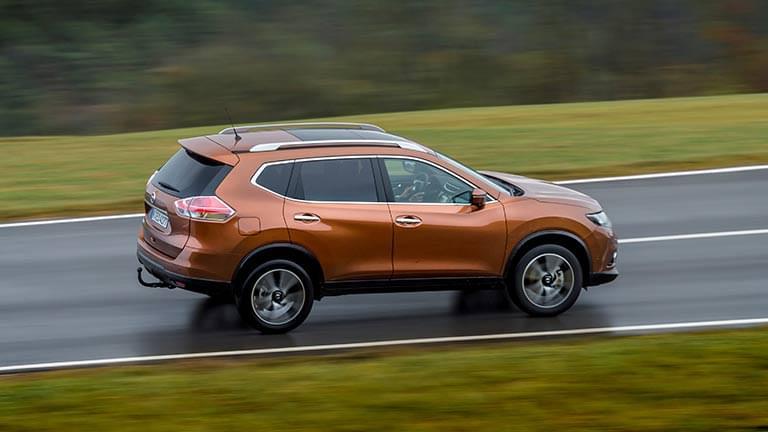 Nissan X Trail Information Prix Alternatives Autoscout24