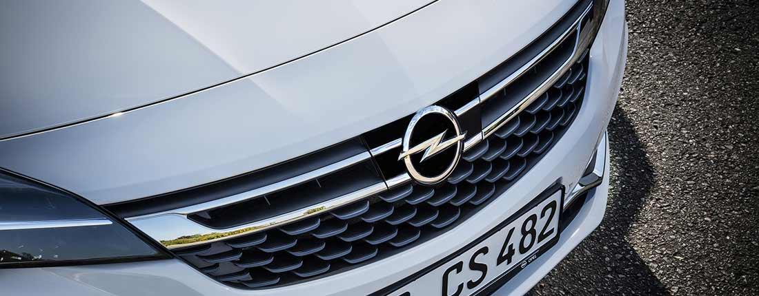 Opel hybride