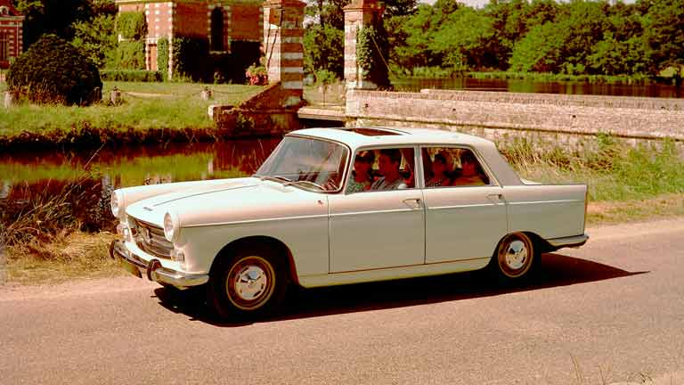 Peugeot 404 Information Prix Alternatives Autoscout24