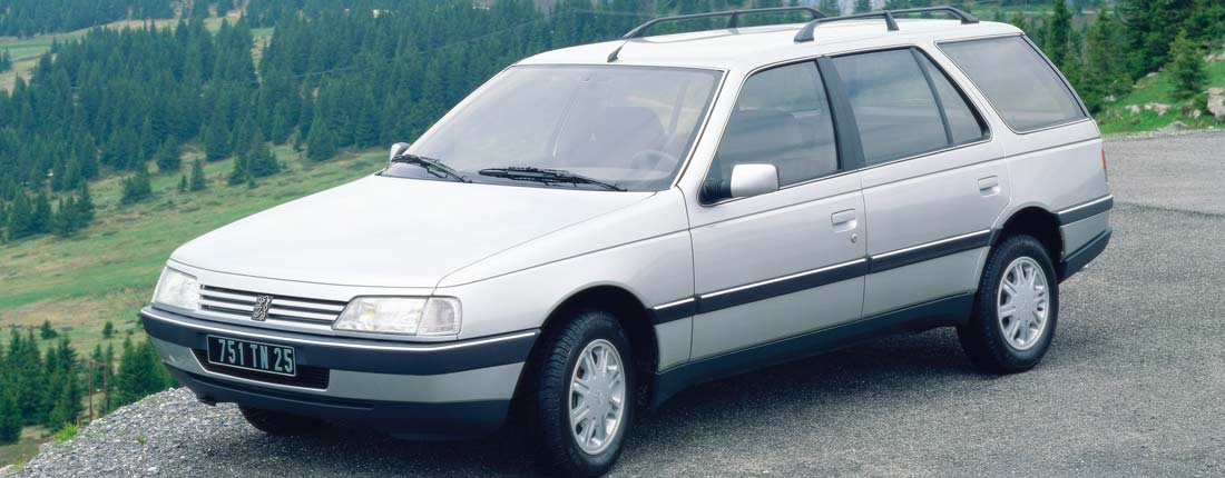 Peugeot 405 - information, prix, alternatives - AutoScout24