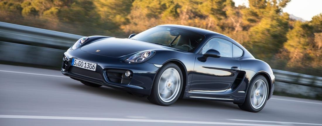 porsche cayman - information  prix  alternatives