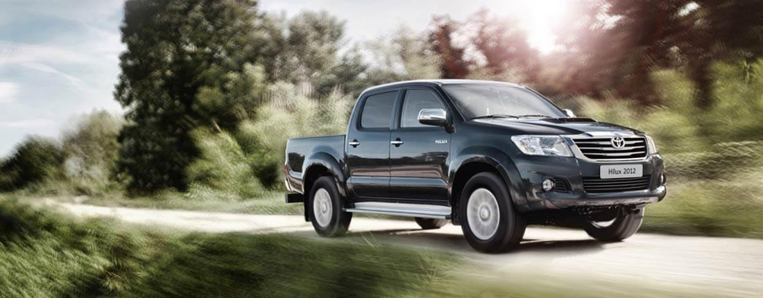 Acheter Une Toyota Hilux D Occasion Sur Autoscout24 Fr