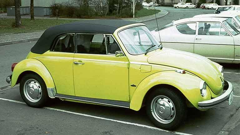 Acheter une volkswagen coccinelle d 39 occasion sur - Acheter des coccinelles ...