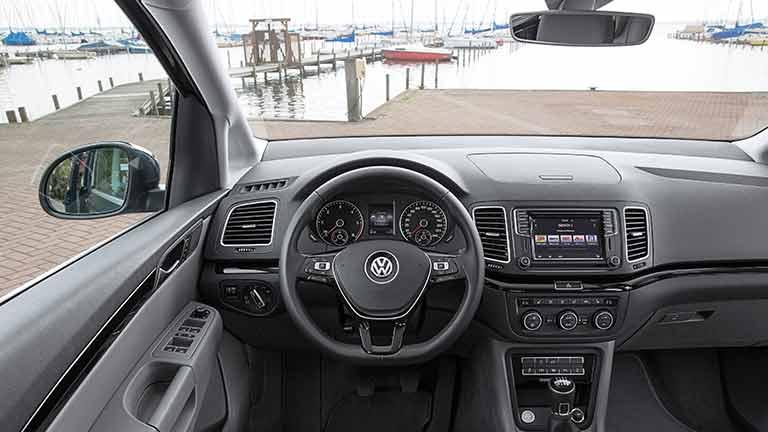 Volkswagen Sharan Information Prix Alternatives