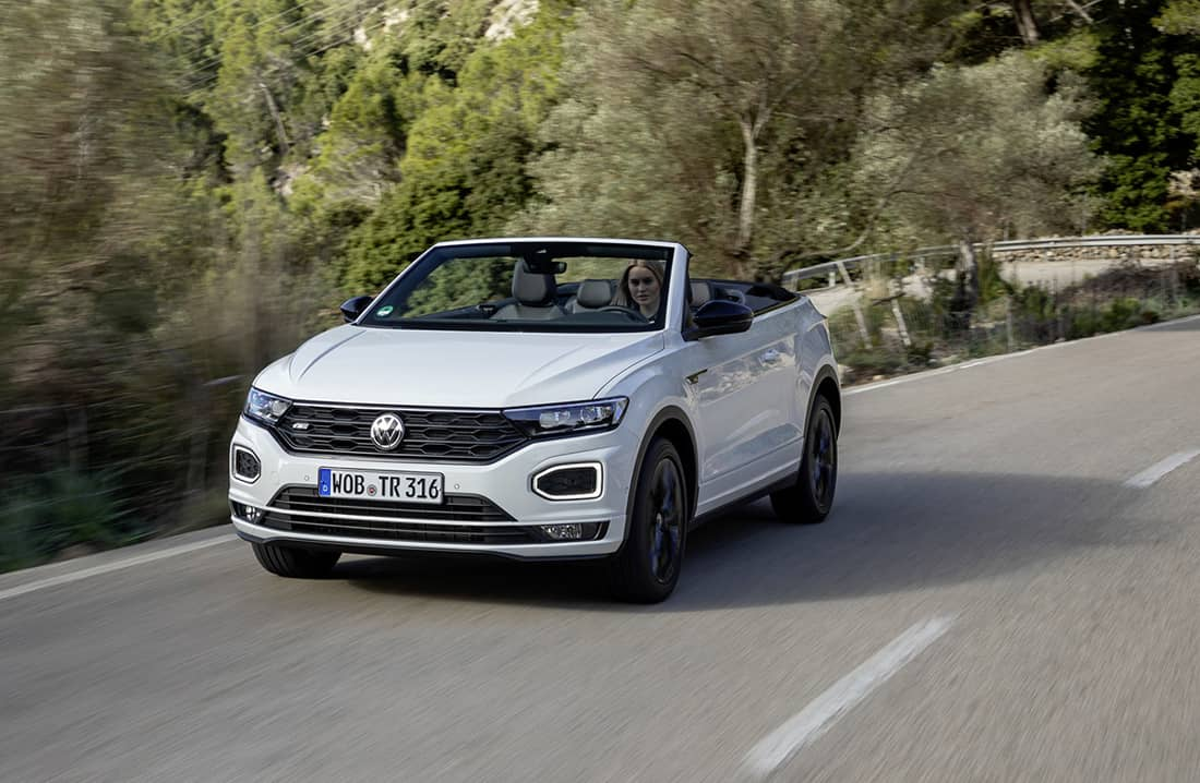 Volkswagen T-Roc Cabrio Review 2020