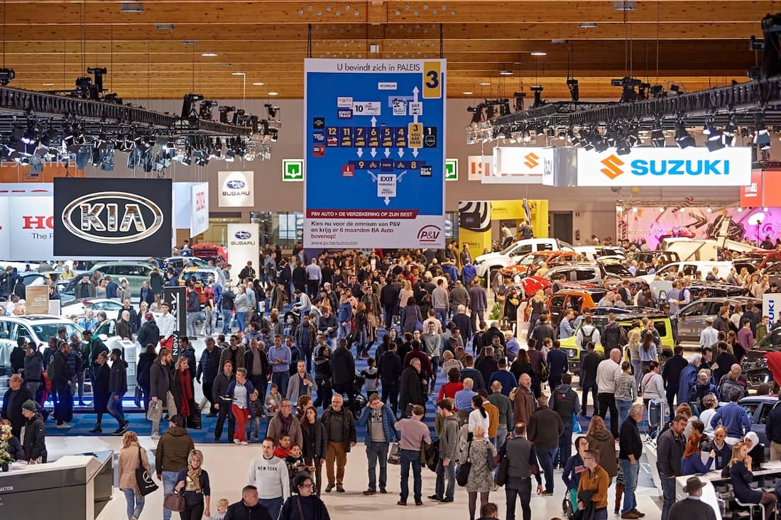 AS24 Autosalon plan