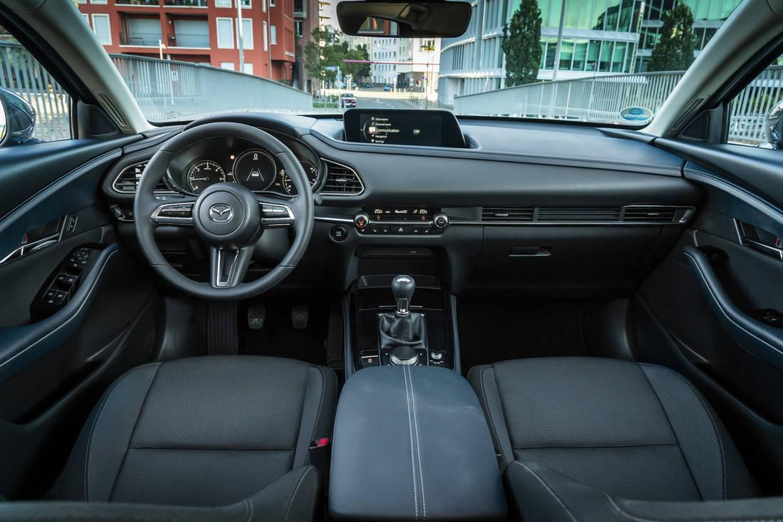 Mazda CX-30 : C'est pas chinois - AutoScout24
