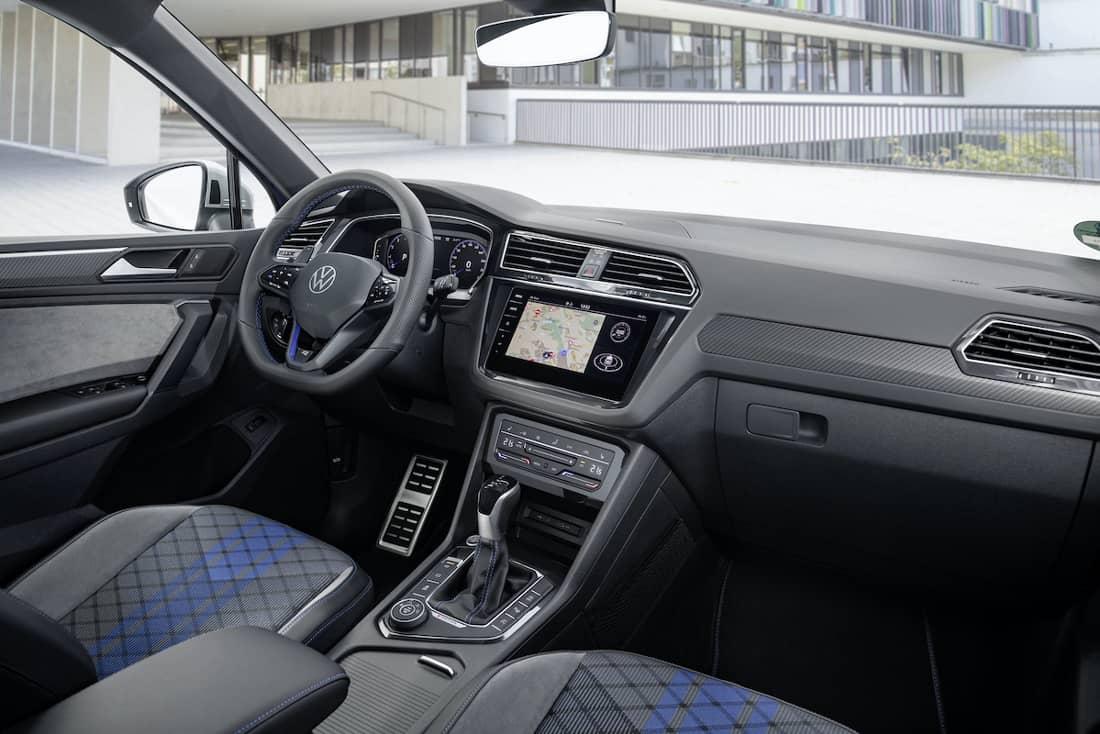 AS24 Volkswagen dashboard