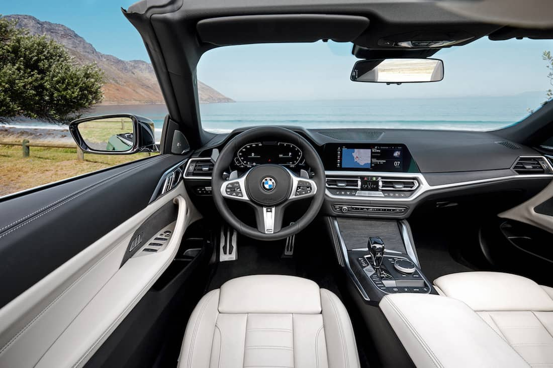 BMW 4 Series Convertible 2020