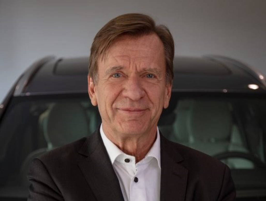 249364 H kan Samuelsson Volvo Cars President Chief Executive